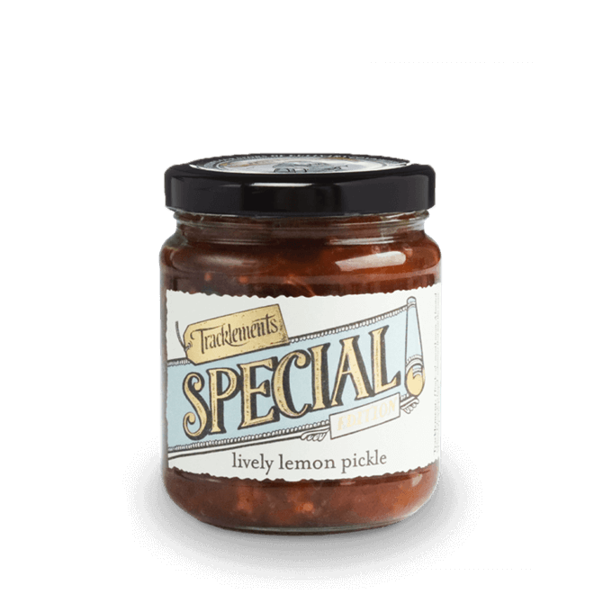Special Edition Lively Lemon Pickle 220G