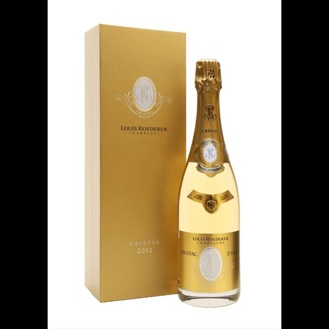 Louis Roederer Cristal Brut 2013 Champagne 75cl