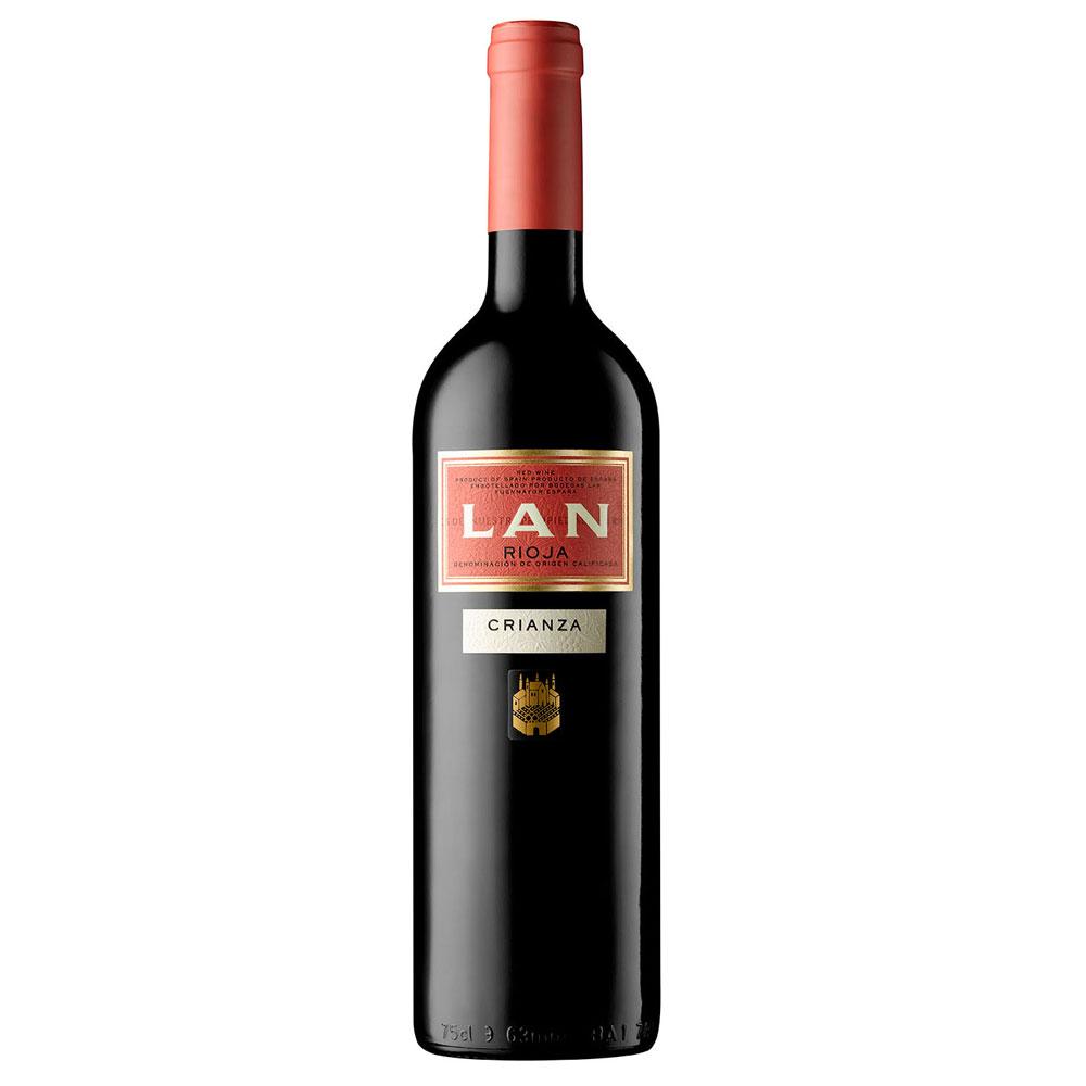 An image of Bodegas LAN Rioja Crianza 2016 Red Wine