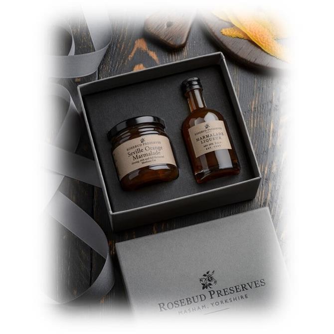 Rosebud Preserves Gift Set for All Marmalade Lovers