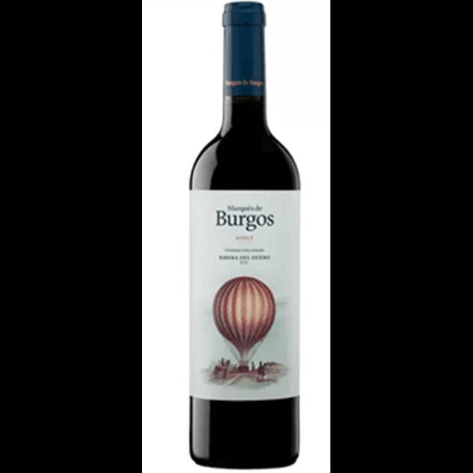 Marqués de Burgos `Roble`75cl