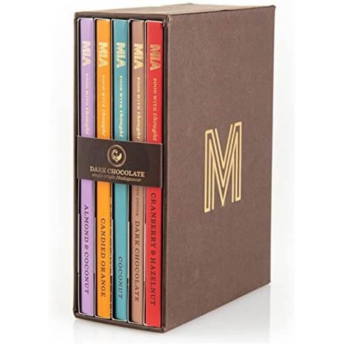 MIA Dark chocolate Gift Selection 5x 75g