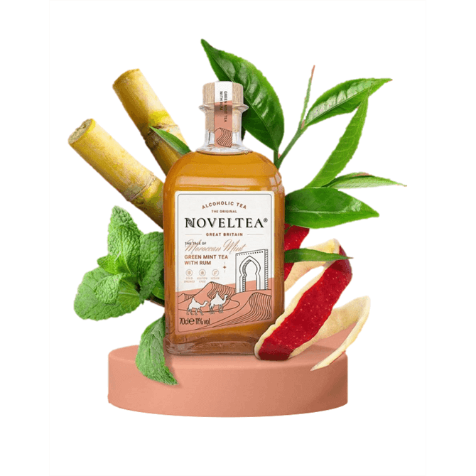Noveltea The Tale of Moroccan Mint Tea with Rum 70cl