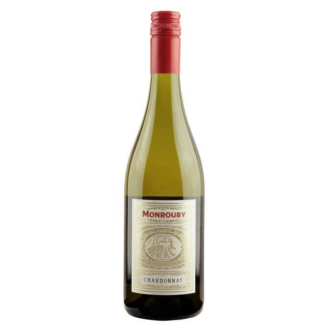 Monrouby Chardonnay IGP Pays D'OC 75cl