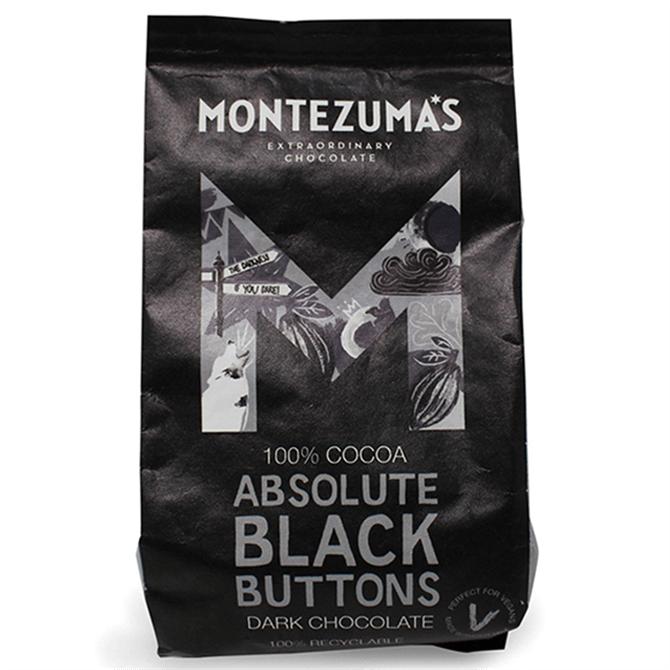 Montezuma's Absolute Black Buttons
