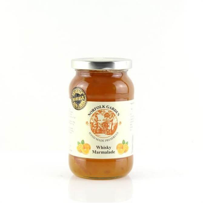 Norfolk Garden Preserved Whisky Marmalade 454g