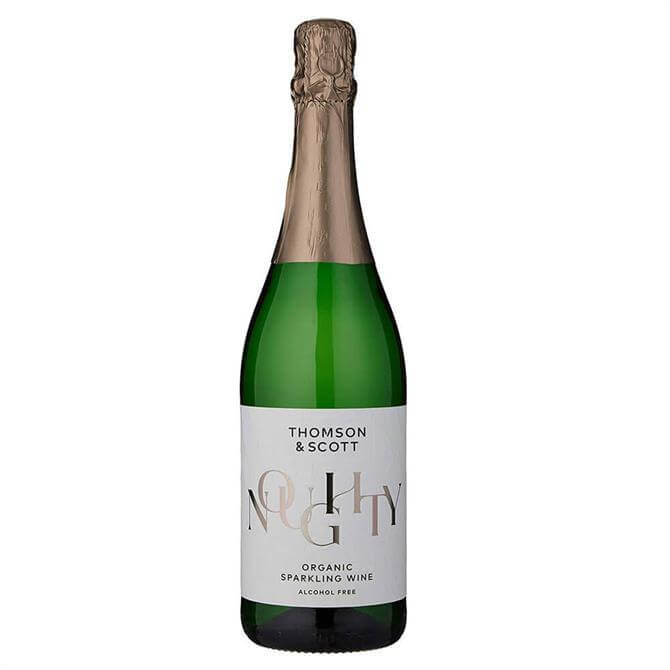 Noughty Alcohol Free Organic Vegan Sparkling Wine 75cl