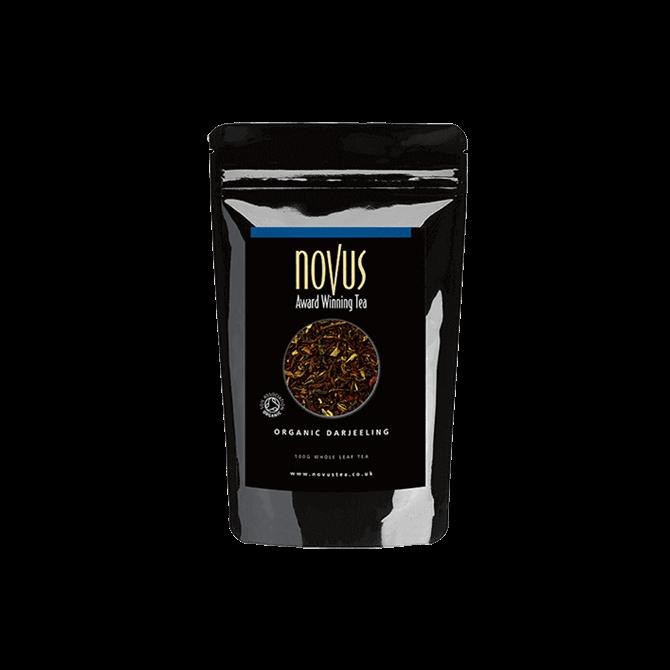 Novus Whole Leaf Organic Darjeeling Loose Tea 100g
