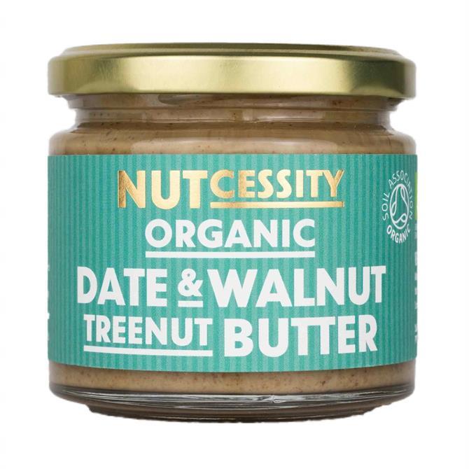 NUTcessity Date & Walnut Organic Treenut Butter 180G