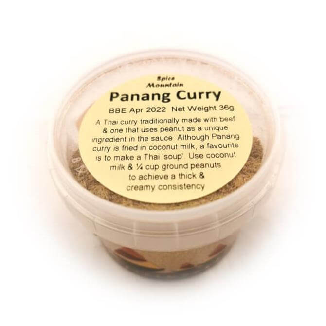 Spice Mountain- Panang Curry Powder 36g