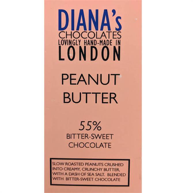 Diana's Chocolates Peanut Butter Dairy Free 100g