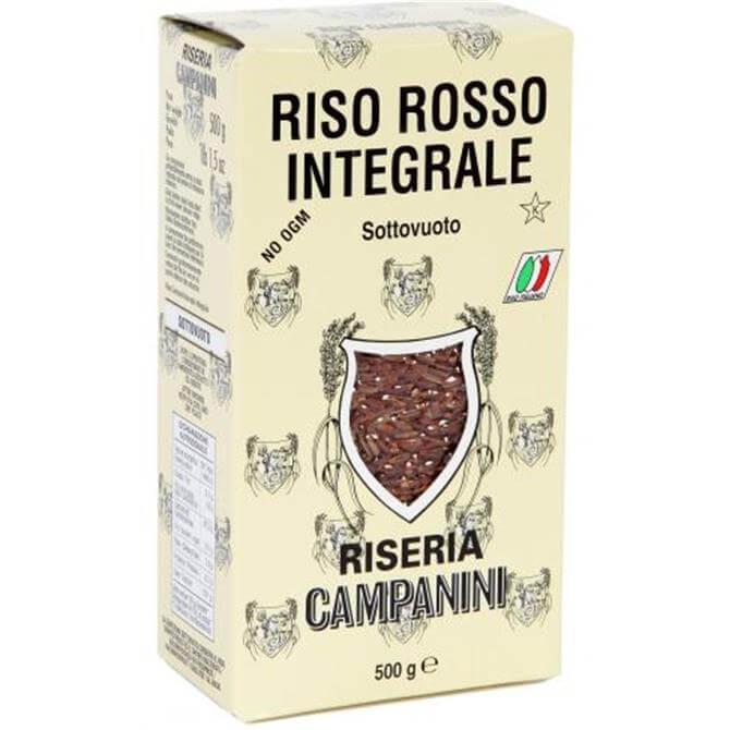 Riso Campanini Whole Wheat Red Rice 500G