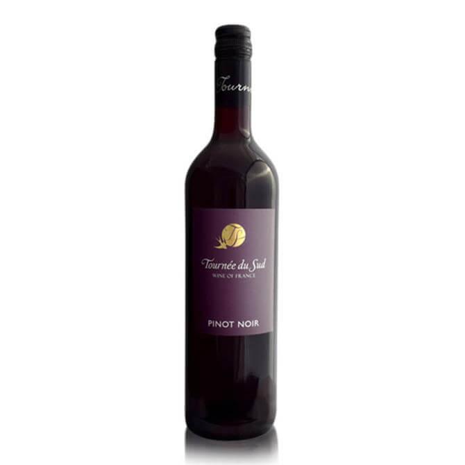 Tournée du Sud Pinot Noir 2019
