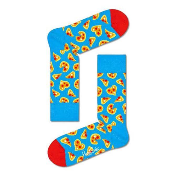 Happy Socks Pizza Love Socks