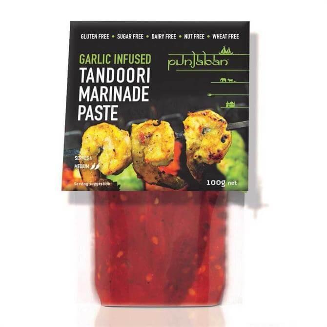 Punjaban Garlic Marinade Paste 100g