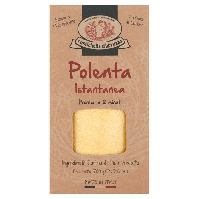 Rusticella Itallian Polenta istantanea 500g