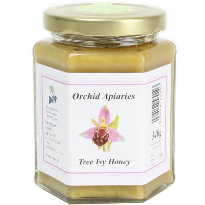 Orchid Apiaries Tree Ivy Set Honey 340G