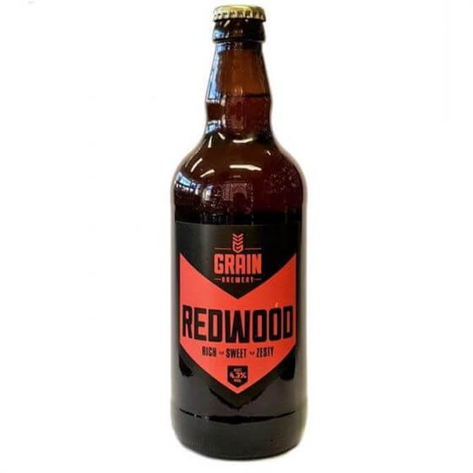 Grain Brewery Redwood 500ml