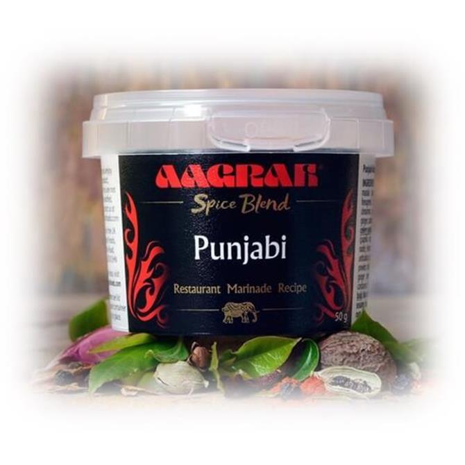 Aagrar Punjabi Marinade Spice Blend 50g