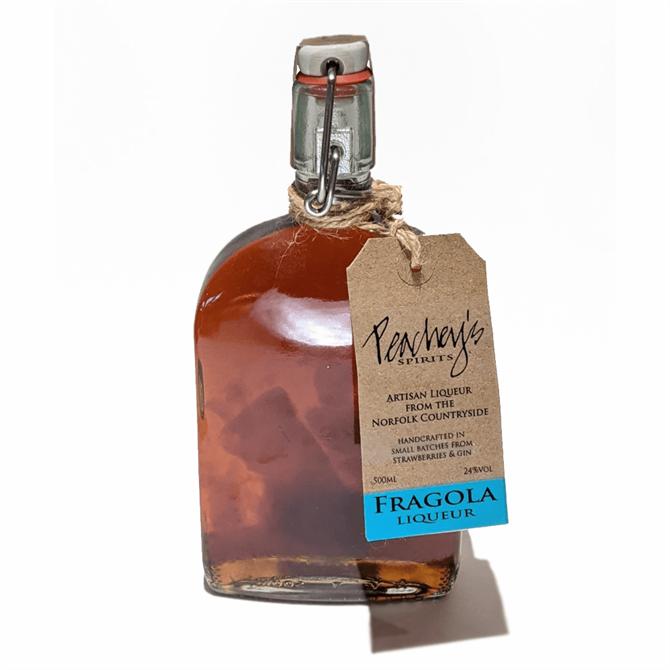 Peachey's Spirits Fragola Liqueur
