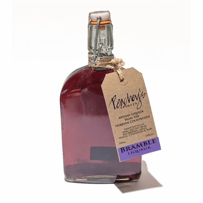 Peachey's Spirits Bramble Rum Liqueur