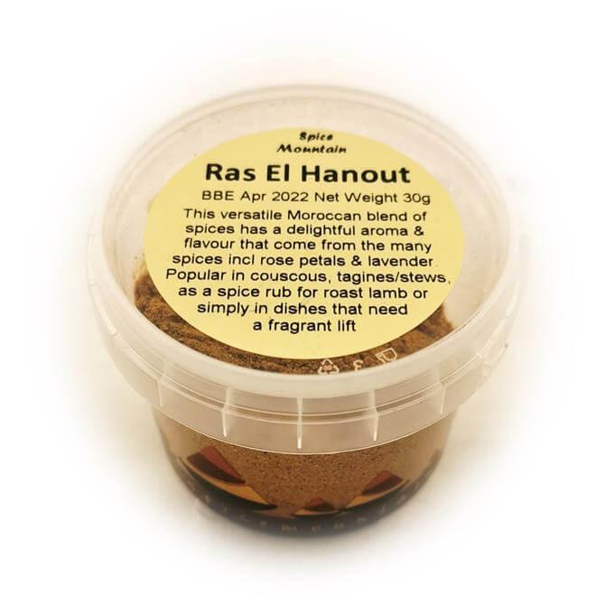 Spice Mountain- Ras El Hanout 30g