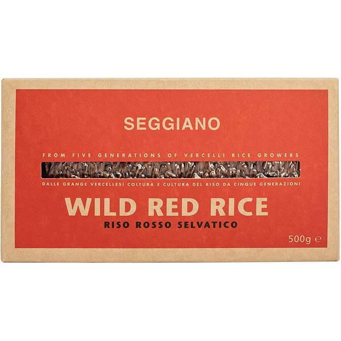 Seggiano Wild Red Rice 500g