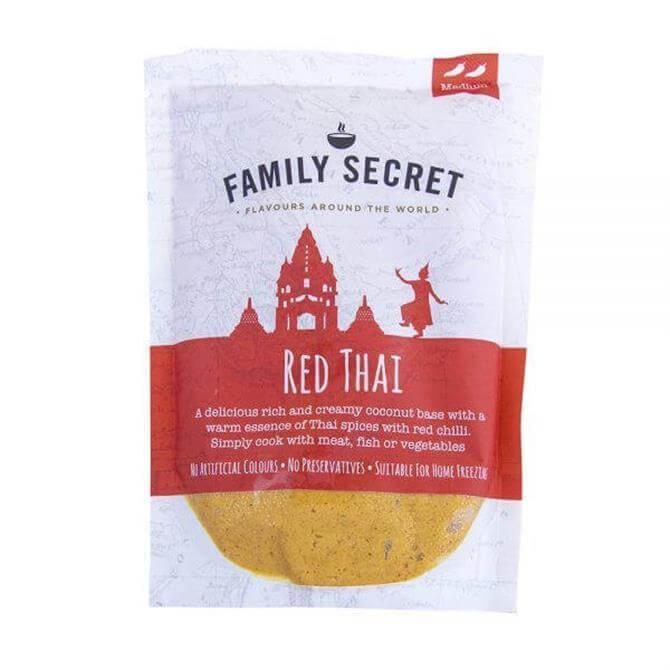 Family Secret Red Thai Mix 300g