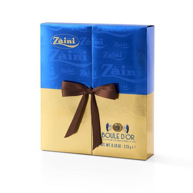 Zaini Boule D'OR Milk Chocolate Pralines Gift Box 173G