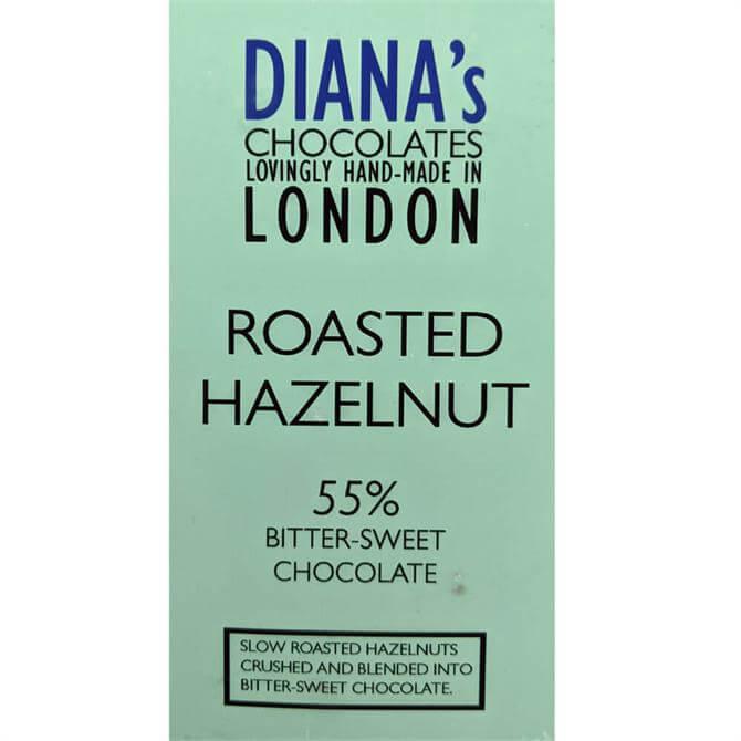 Diana's Chocolates Roasted Hazelnut Dairy Free 100g