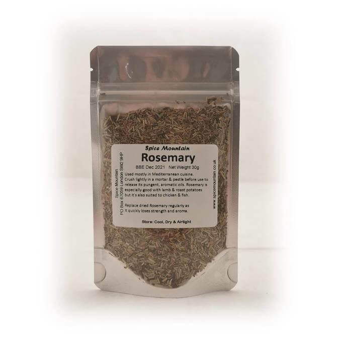 Spice Mountain- Rosemary 30g