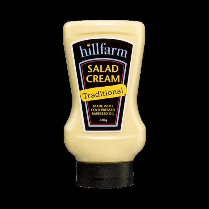 HILLFARM SALAD CREAM 410G