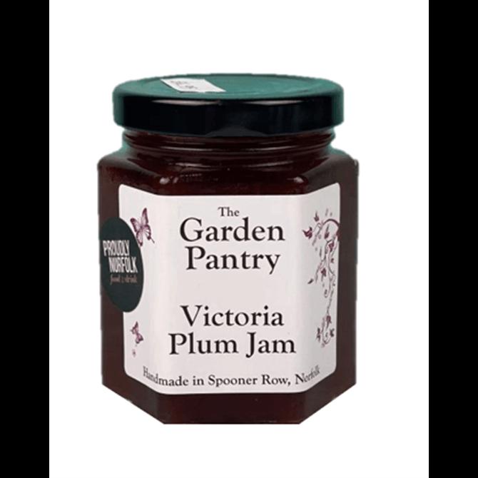 The Garden Pantry Preserved Victoria Plum Jam 230g