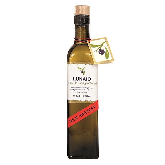 Lunaio Italiana Extra Virgin Olive Oil 500ml