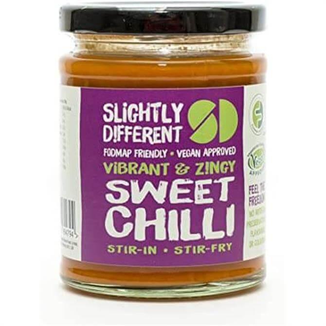 Slightly Different- Vegan Sweet Chilli Sauce 260g