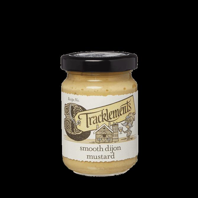 Tracklements Gluten Free Smooth Dijon Mustard 140g