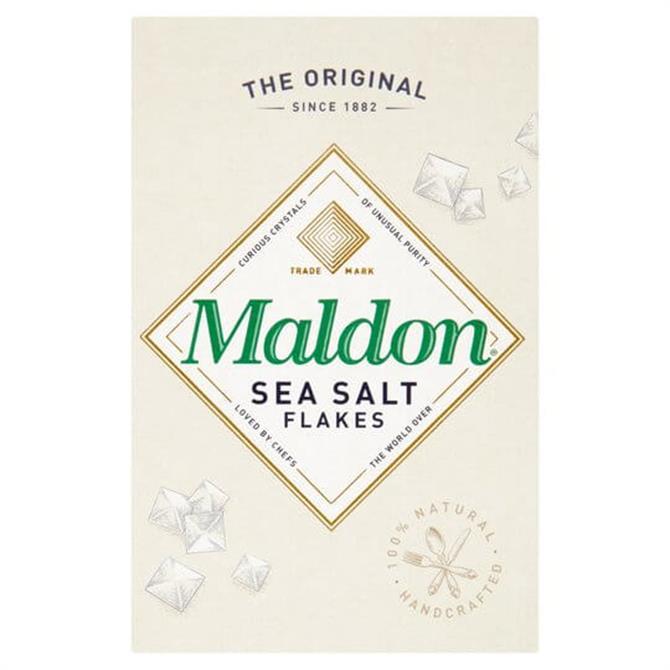 Maldon Sea Salt Flakes 250G Box