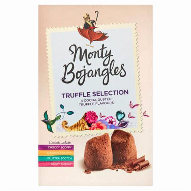 Monty Bojangles Taste Adventures Treasure Box 200G