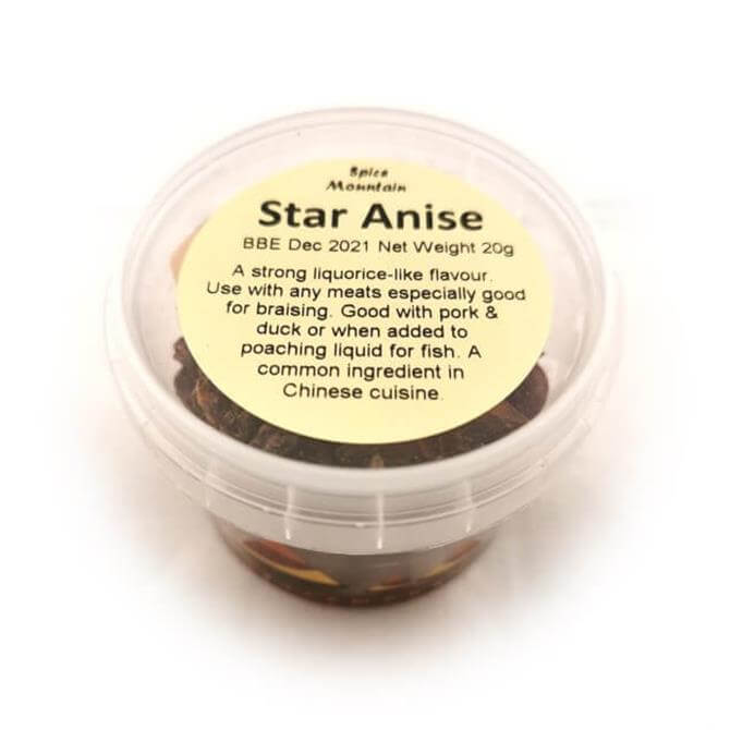 Spice Mountain-  Star  Anise 20g