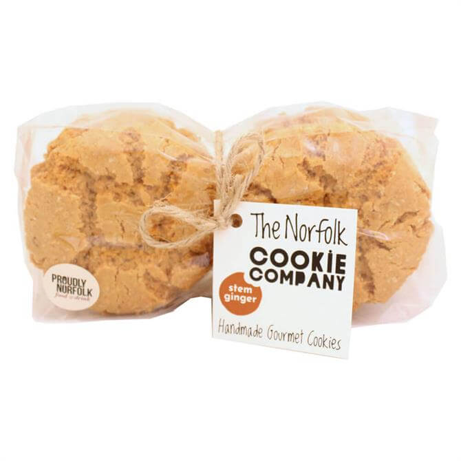 The Norfolk Cookie Company Stem Ginger