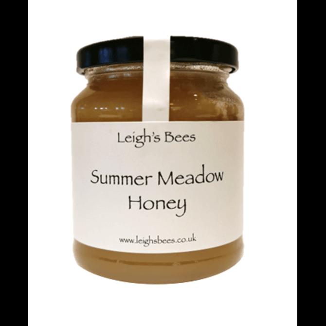Leigh's Bees Summer Meadow Honey 454g