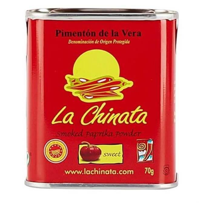 La Chinata Sweet Smoked Paprika Powder 70g