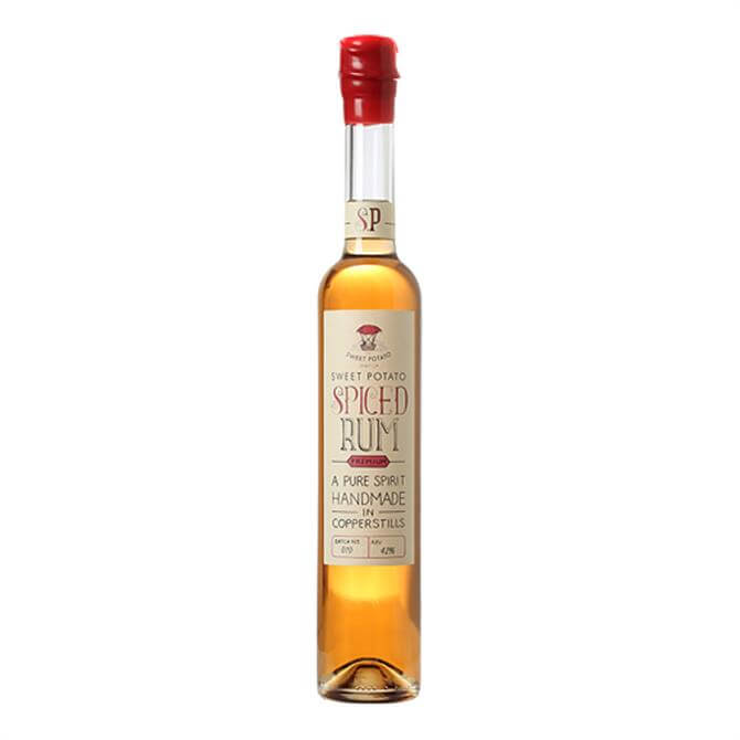 The Sweet Potato Spirit Co Spiced Rum 50cl
