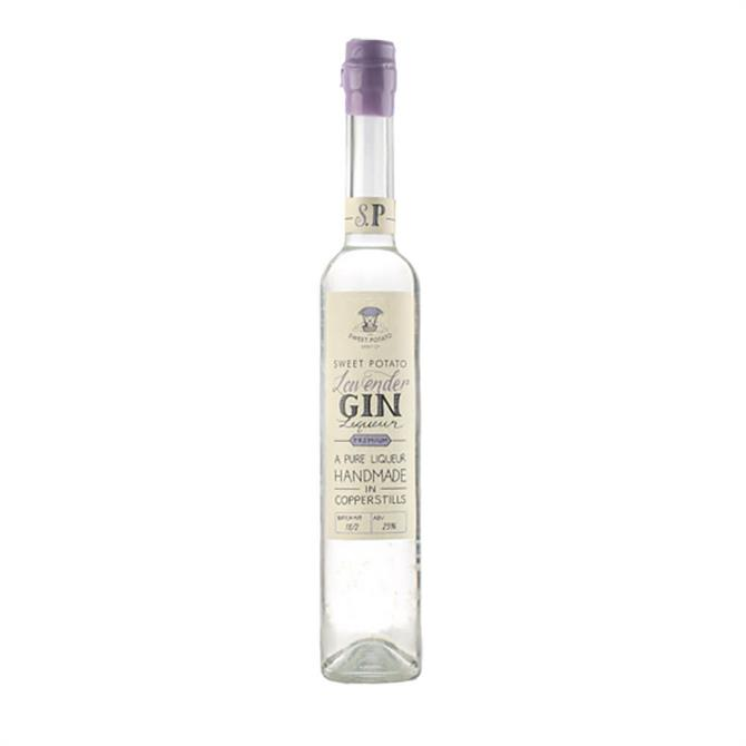 The Sweet Potato Spirtit Company Lavender Gin Liqueur 50cl