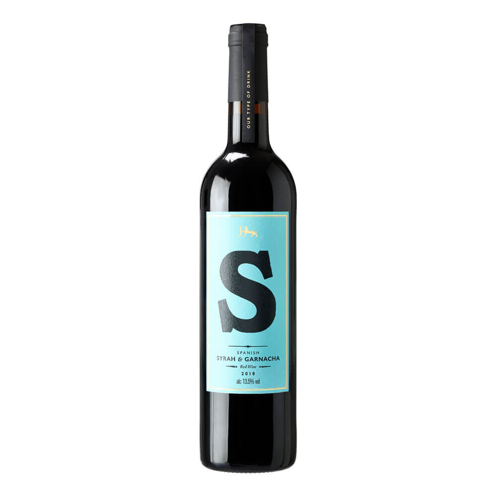 An image of Jarrold Spanish Syrah and Garnacha Red Wine