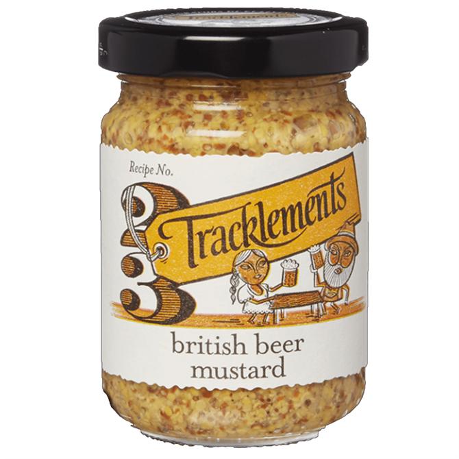 Tracklements British Beer Mustard 140g