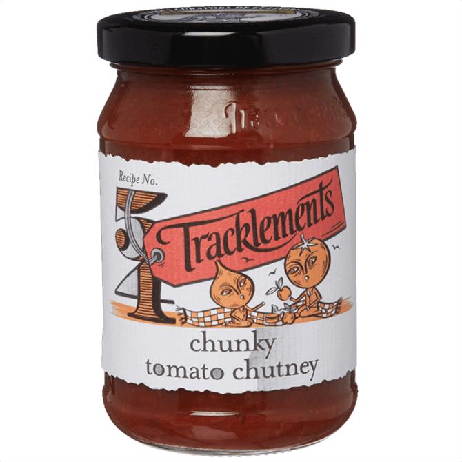 Tracklements Chunky Tomato Chutney 295g