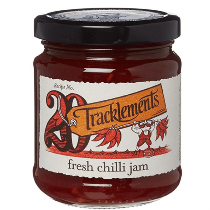 Tracklements Fresh Chilli Jam 250g