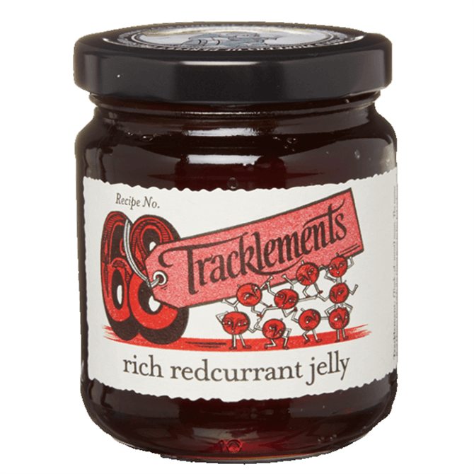 Tracklements Rich Redcurrant Jelly 250g