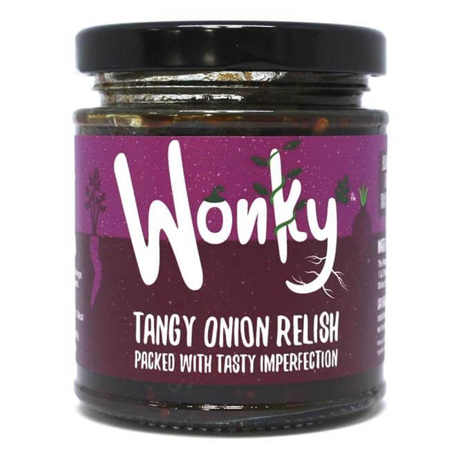 The Wonky Food Company Tangy Onion Relish 200g